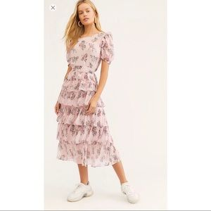 Loveshackfancy Roxanne Dress NWT